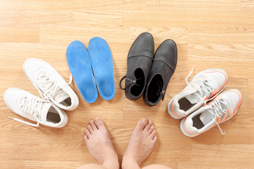 Can Orthotics Help my Neuroma Pain?