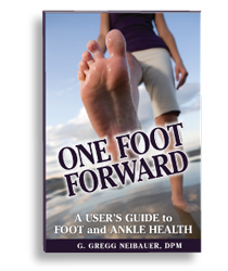 one foot forward book offer