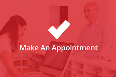 sidebar appointment schedule