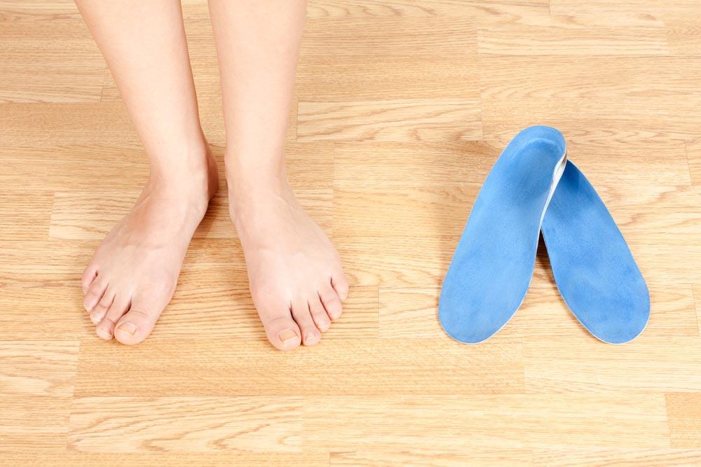 Can Orthotics Help Arthritis in my Feet?
