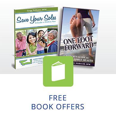 Foot Doctor Book Offers