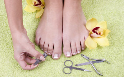 How to Cut Your Toenails Correctly